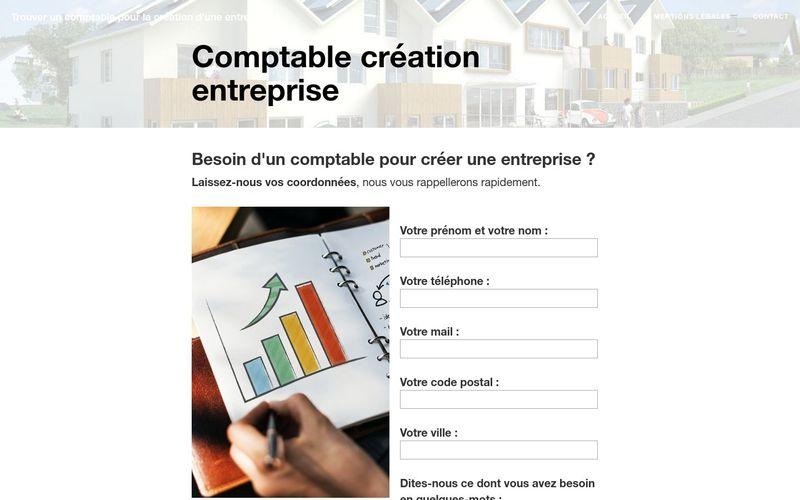 Se faire aider par un comptable pour la création d'une entreprise